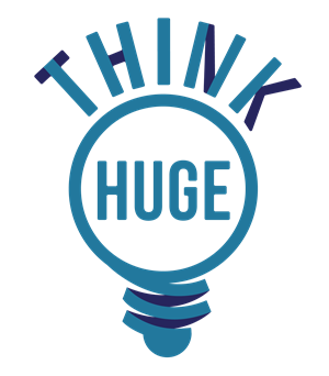 Think Huge logo